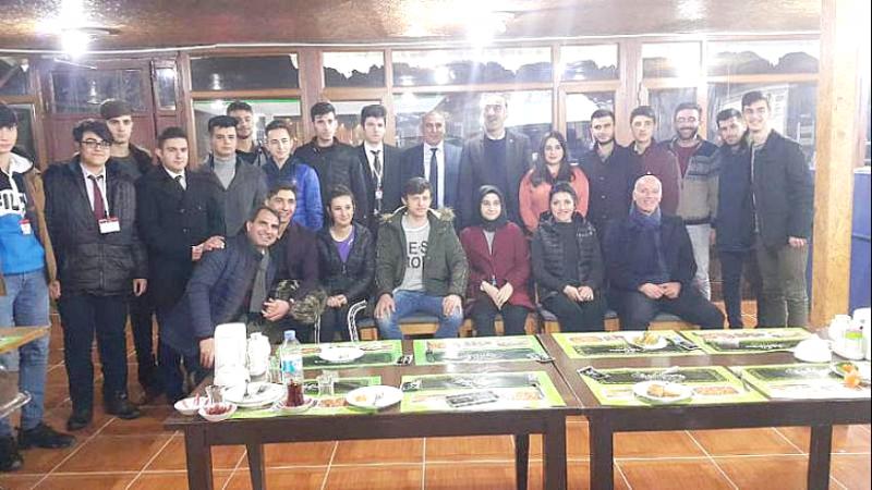15 İlin Öğrenci Temsilcileri Bingöl'de