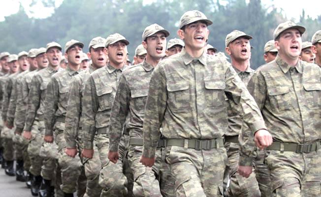1999/2 Tertip Askerler Silah Altına Alınıyor
