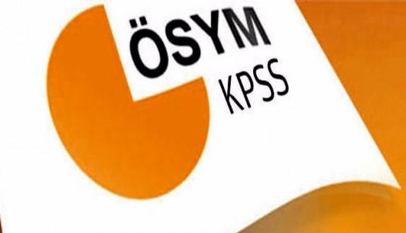 2010 KPSS'ye Kısmi İptal