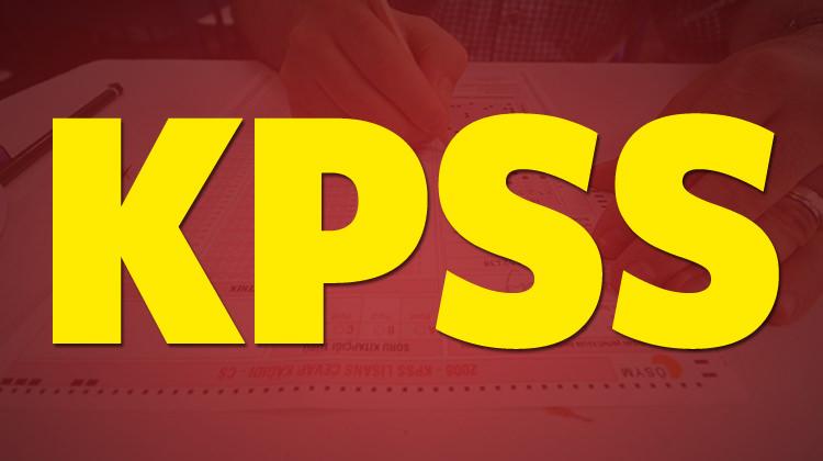 2016 KPSS 'Branş Bazı Sıralaması' Güncellendi