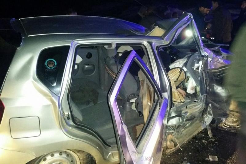 2018 Yılında 980 Trafik Kazası Meydana Geldi
