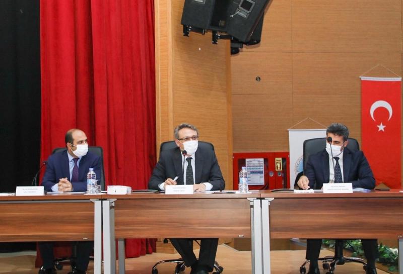 '2020 Yılı III. Dönem İl Koordinasyon Kurulu Toplantısı' Yapıldı