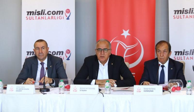 2021-2022 Efeler Ligi Fikstürü Belli Oldu