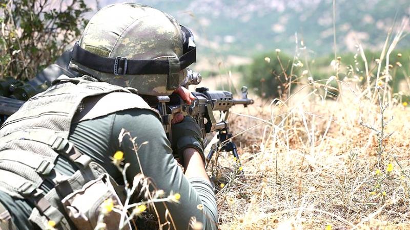 3 PKK'lı Etkisiz Hale Getirildi