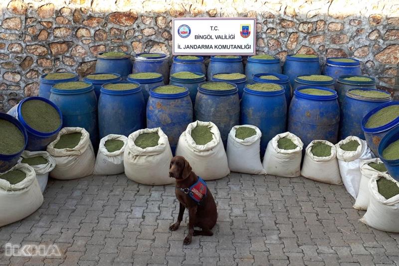3 Ton 400 Kilogram Uyuşturucu Yakalandı