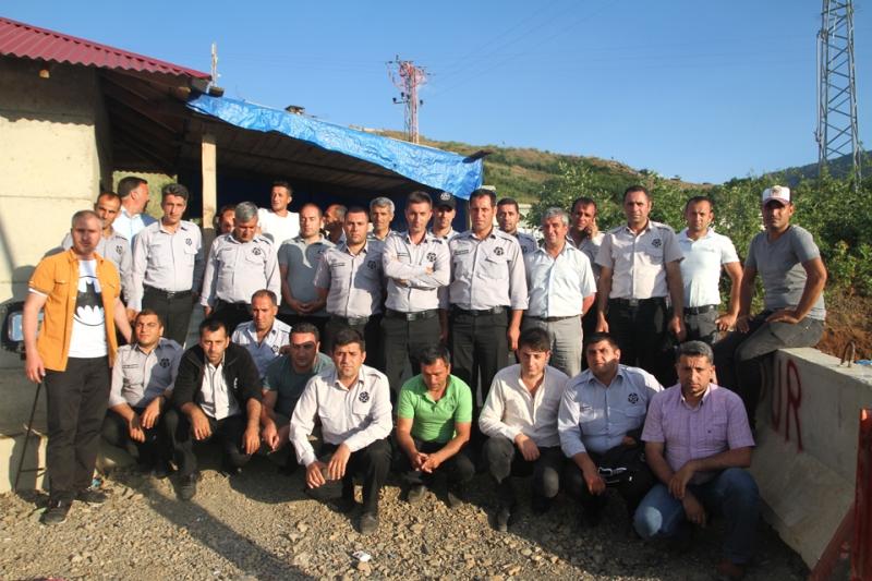 35 Güvenlik Görevlisinin İlk Duruşması Yapıldı