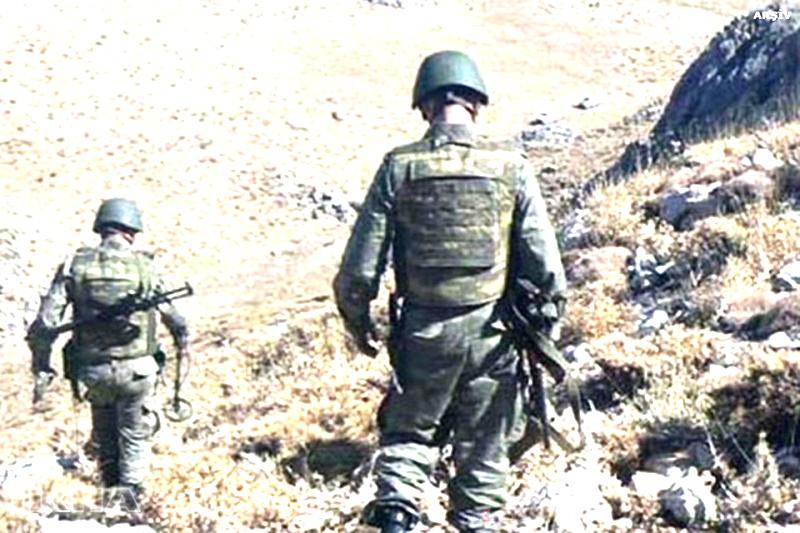 4 PKK'lı Etkisiz Hale Getirildi