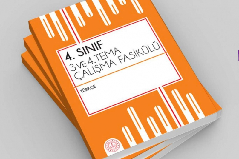 4. Sınıf Öğrencileri için Yeni Çalışma Fasikülleri Yayımlandı