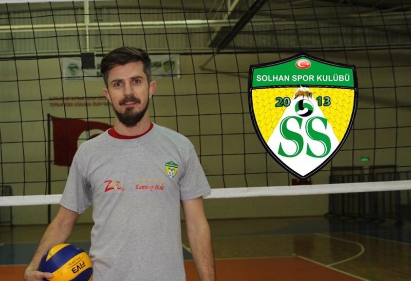Ahmet Arslan Solhan Spor'da