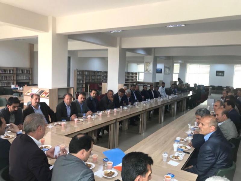 Ak Parti, Solhan'da İstişare Toplantısı Yaptı