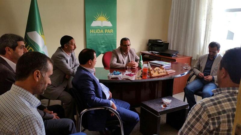 Ak Parti'den Hüda Par'a Bayram Ziyareti