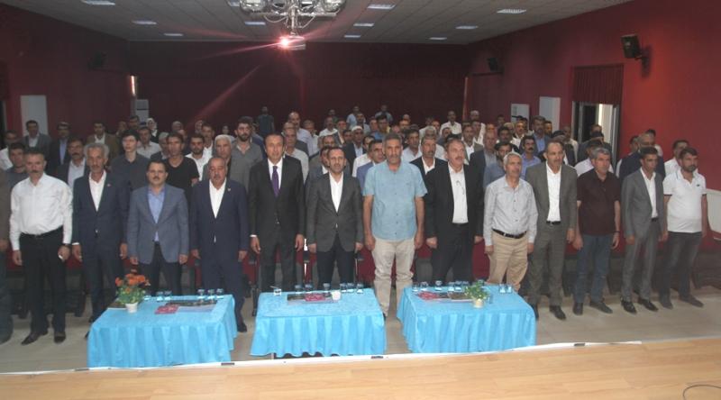 Ak Parti'den İlçe Danışma Meclisi Toplantısı