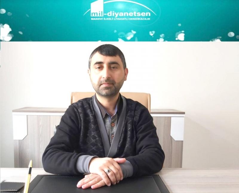 """""""Ali Erbaş'a Gerçek Destek 'İstanbul Sözleşmesi'ne Hayır' Diyerek Verilir"""""""