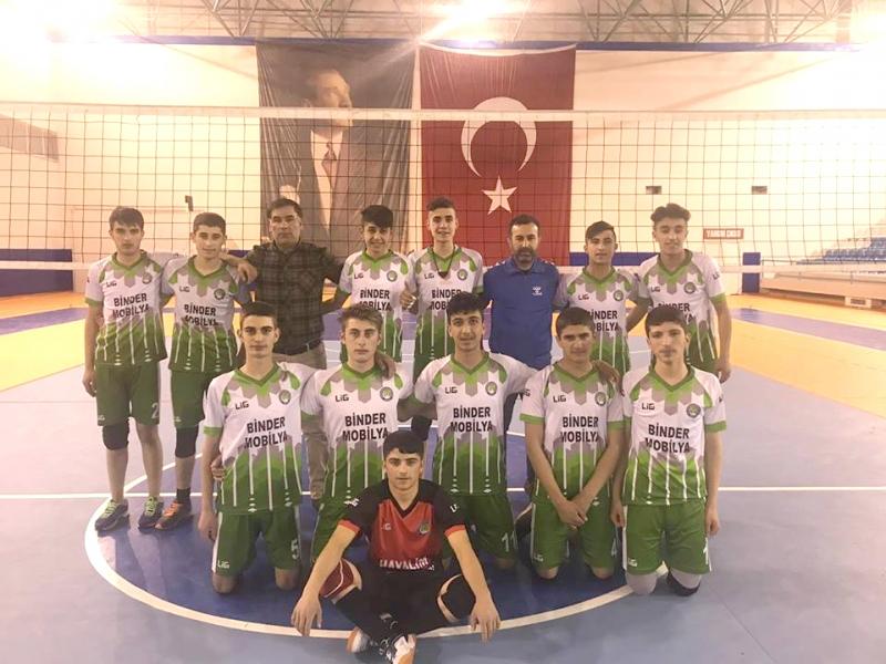 Anadolu İmam Hatip Lisesi Şampiyonluk Yolunda