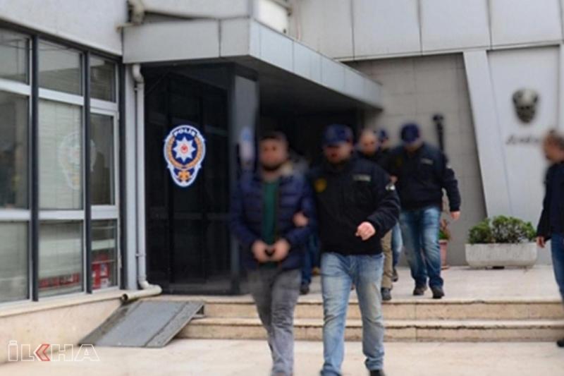 Aranan 141 Şahıs Yakalandı