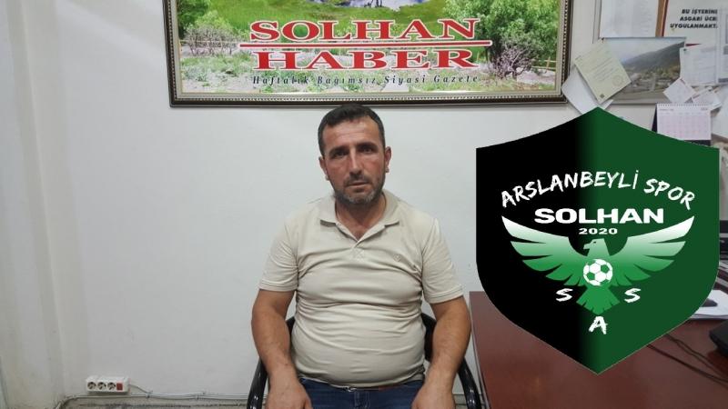Arslanbeyli Spor Kulübü Derneği Kuruldu