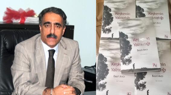 """Avcı'nın """"Keşkenin Yalnızlığı"""" Kitabı Çıktı"""