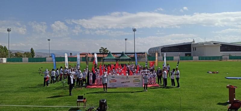 Avrupa Spor Haftası Etkinlikleri Bingöl'de Başladı