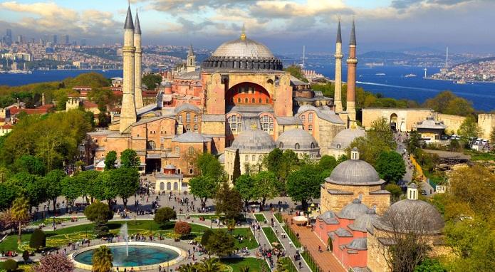 Ayasofya Camii İbadete Açıldı