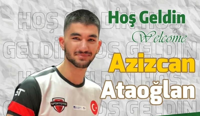 Azizcan Ataoğlan Solhan Spor'da