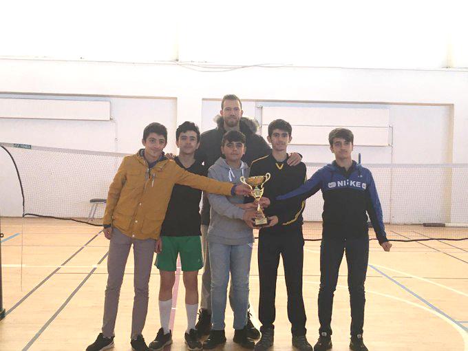 Badminton'da Sabiha Bahçıvan Rüzgarı