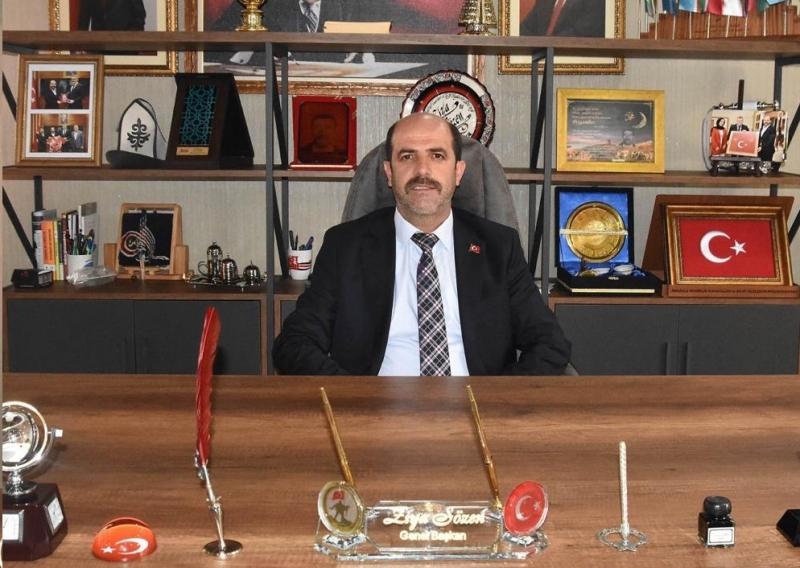 """Başkan Sözen, """"Solhan Spor'a Sahip Çıkmak, Her Bingöllünün Boynunun Borcudur"""""""
