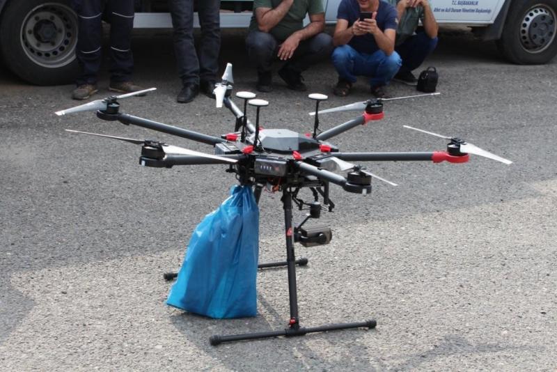Bingöl AFAD, Artık Drone Kullanacak
