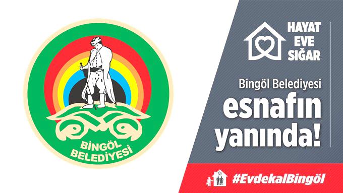 Bingöl Belediyesinden Esnafa Destek