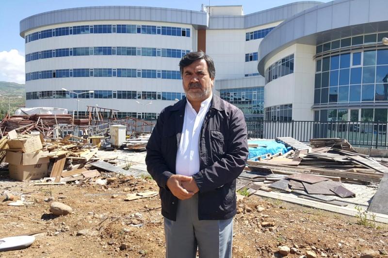 Bingöl Devlet Hastanesi Yapımı Yılan Hikayesine Döndü