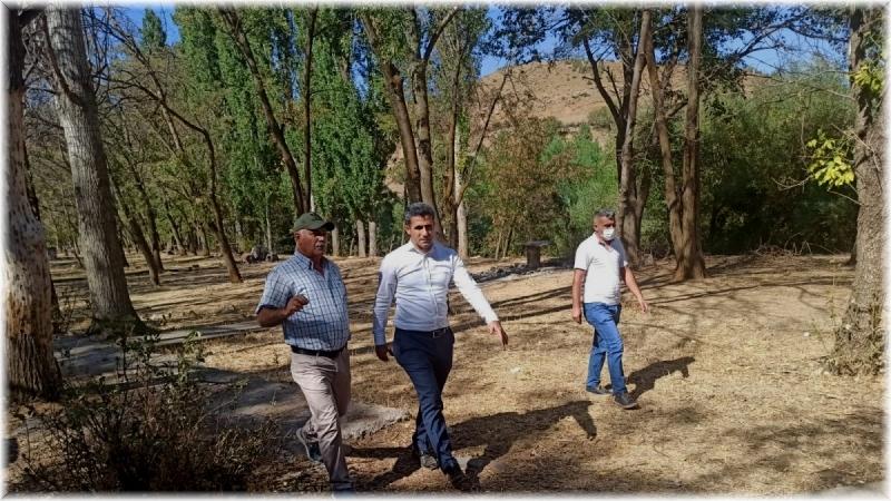 Bingöl DSİ Parkında Çalışmalara Start Verildi