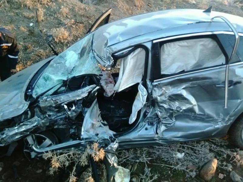 Bingöl-Solhan Yolunda Kaza: 1 Ölü