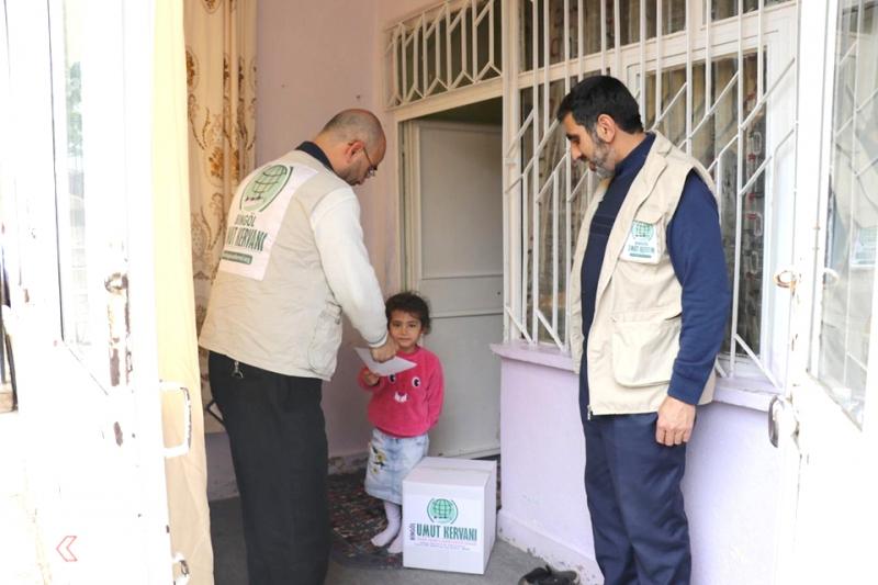 Bingöl Umut Kervanı Ramazan Ayında Yardım Seferberliği Başlattı