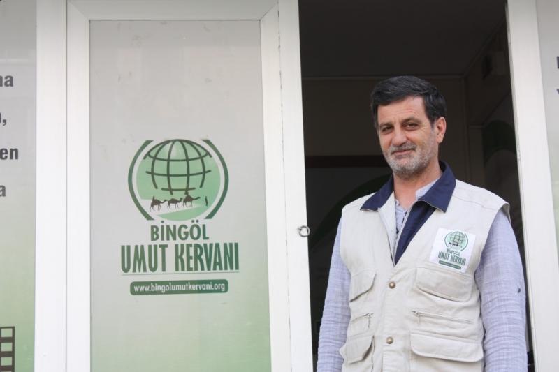 Bingöl Umut Kervanı'ndan Yardım Çağrısı