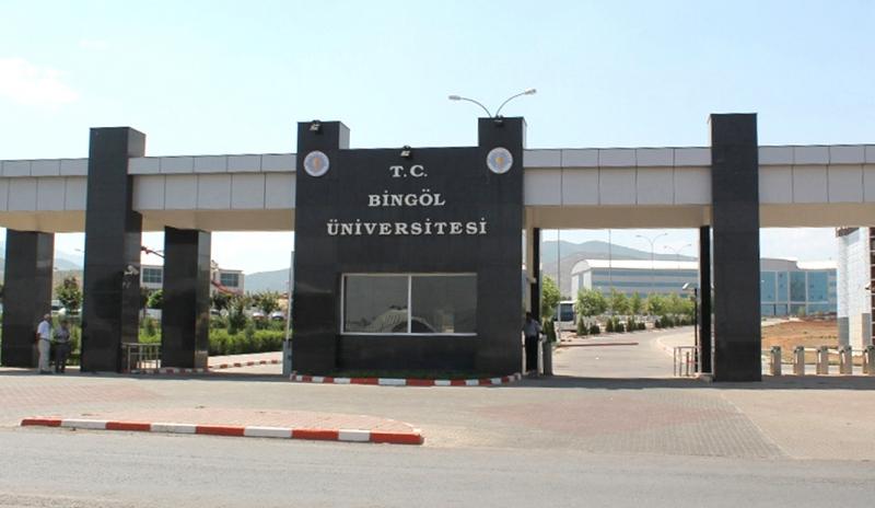 Bingöl Üniversitesi 41. Oldu