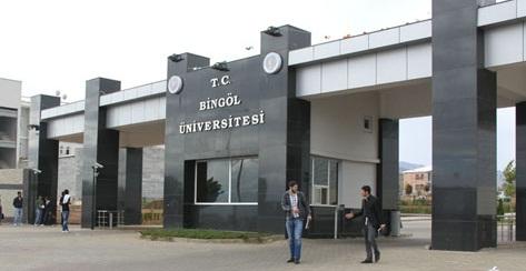 Bingöl Üniversitesi Rektörlüğünden Düzeltme İlanı