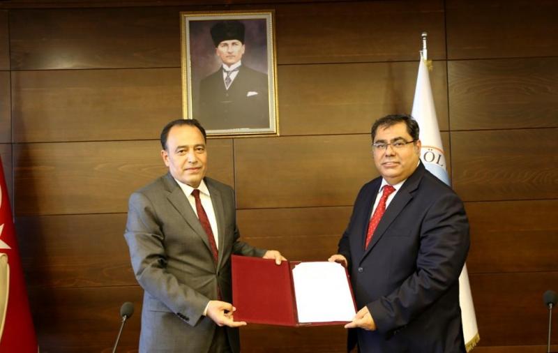 Bingöl Üniversitesi, FLY BVLOS Şirketi ile Protokol İmzaladı