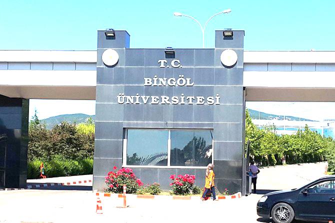 Bingöl Üniversitesi'nden TÜBİTAK Başarısı