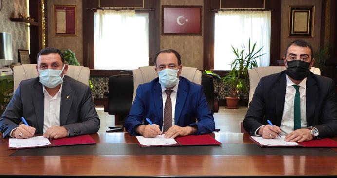 Bingöl Üniversitesi'nde Üçlü Protokol İmzalandı