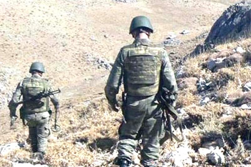 Bingöl'de 4 PKK'lı Öldürüldü