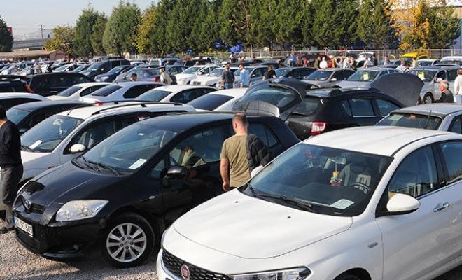 Bingöl'de Araç Sayısı Artmaya Devam Ediyor