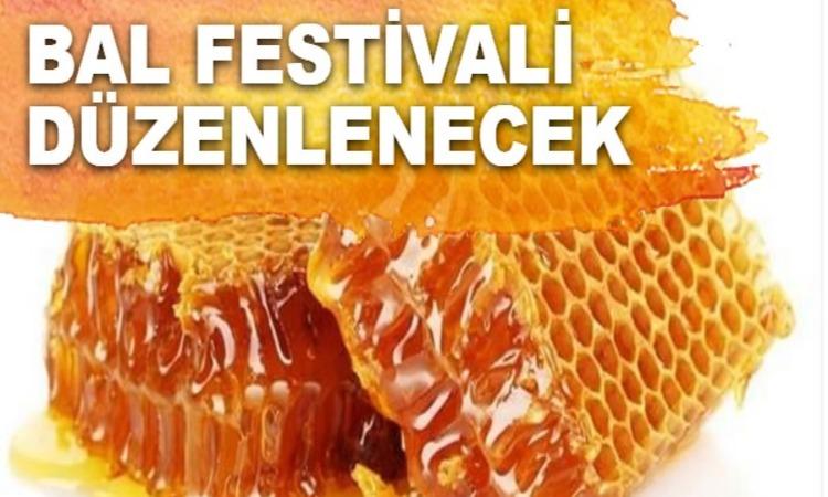 Bingöl'de Bal Festivali Yapılacak