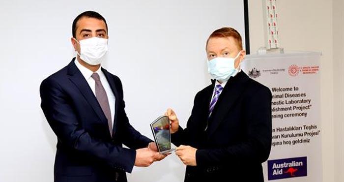 Bingöl'de Hayvan Hastalıkları Laboratuvarı Kuruldu