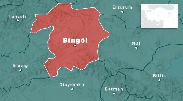 Bingöl'de Vaka Sayısında Yüzde 100 Artış Yaşandı