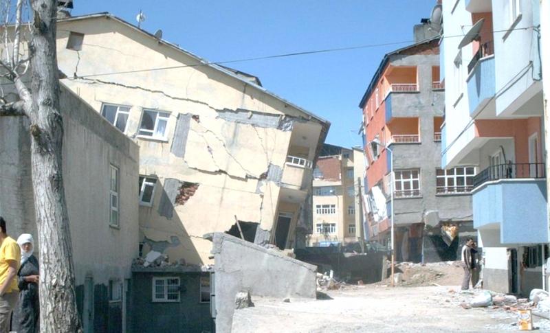 Bingöl'deki 6 Büyük Depremde Bin 538 Kişi Hayatını Kaybetti