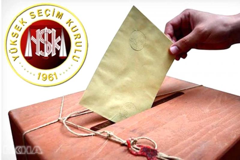 Bingöl'deki Seçmen Sayısı Açıklandı