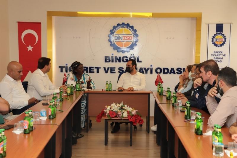 Bingöl'den Afrika'ya Mobilya İhracatı