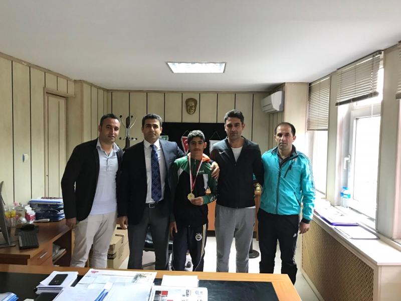 Bingöllü Atlet Türkiye Şampiyonu Oldu