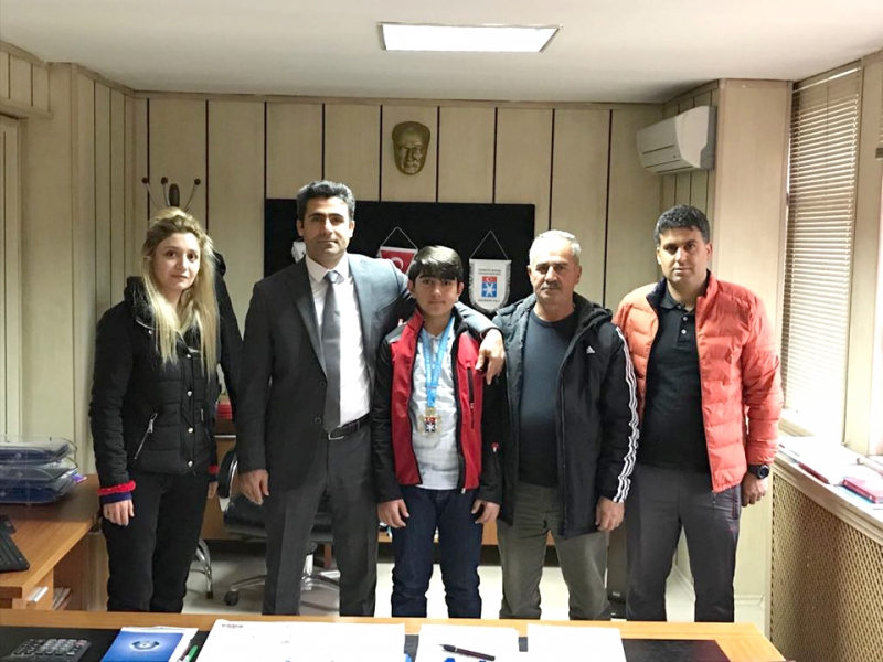 Bingöllü Kayakçı Türkiye Şampiyonu Oldu