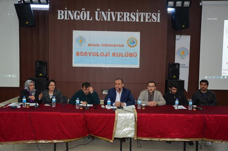 BÜ Öğrencilerine 'Akademik ve Mesleki Gelişim' paneli