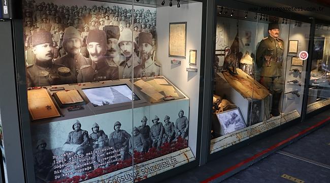Çanakkale Savaşları Mobil Müzesi Bingöl'e Geliyor